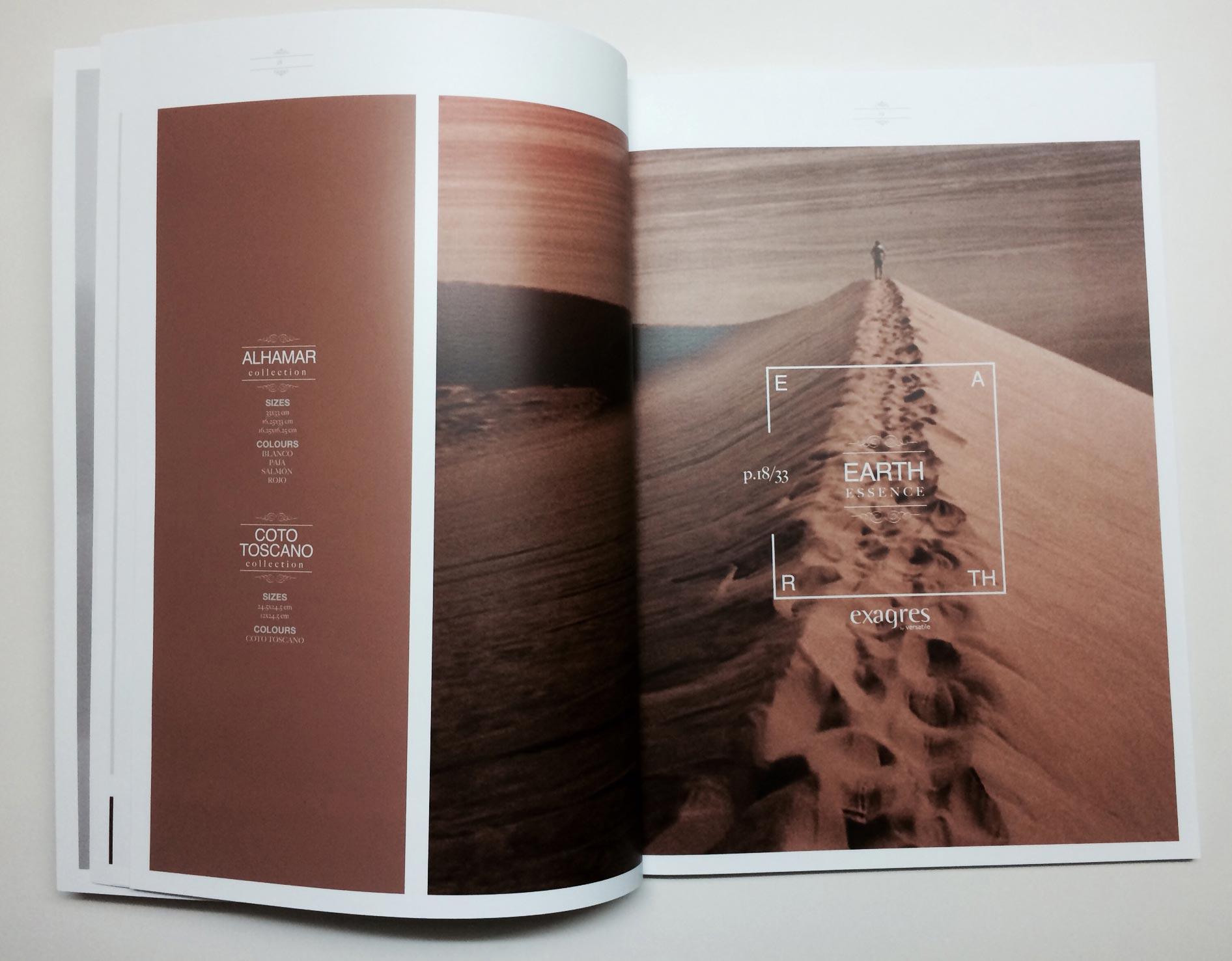 Exagres catalogue