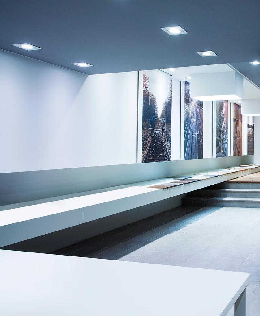 Exagres Showroom