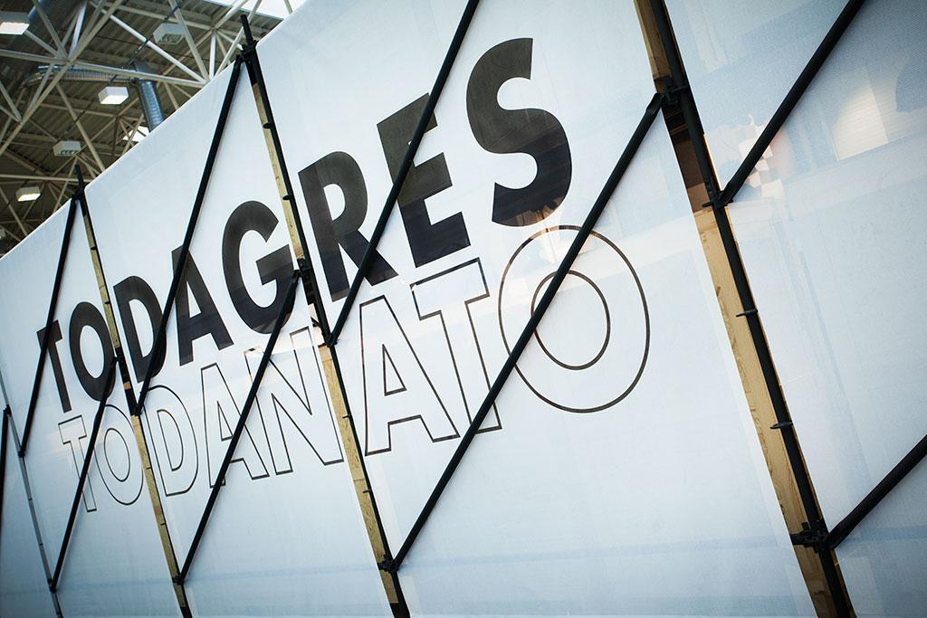 Todagres - Cersaie 2015
